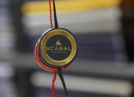 Scabal - Fabio Estrada - Paños Ingleses