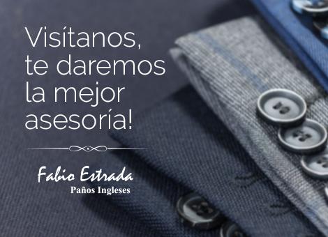 Fabio Estrada - Paños Ingleses